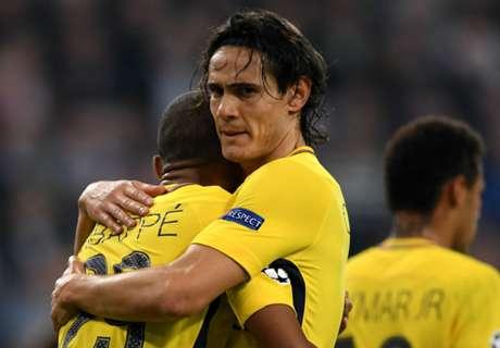 Gol Trio MCN Warnai Kemenangan PSG
