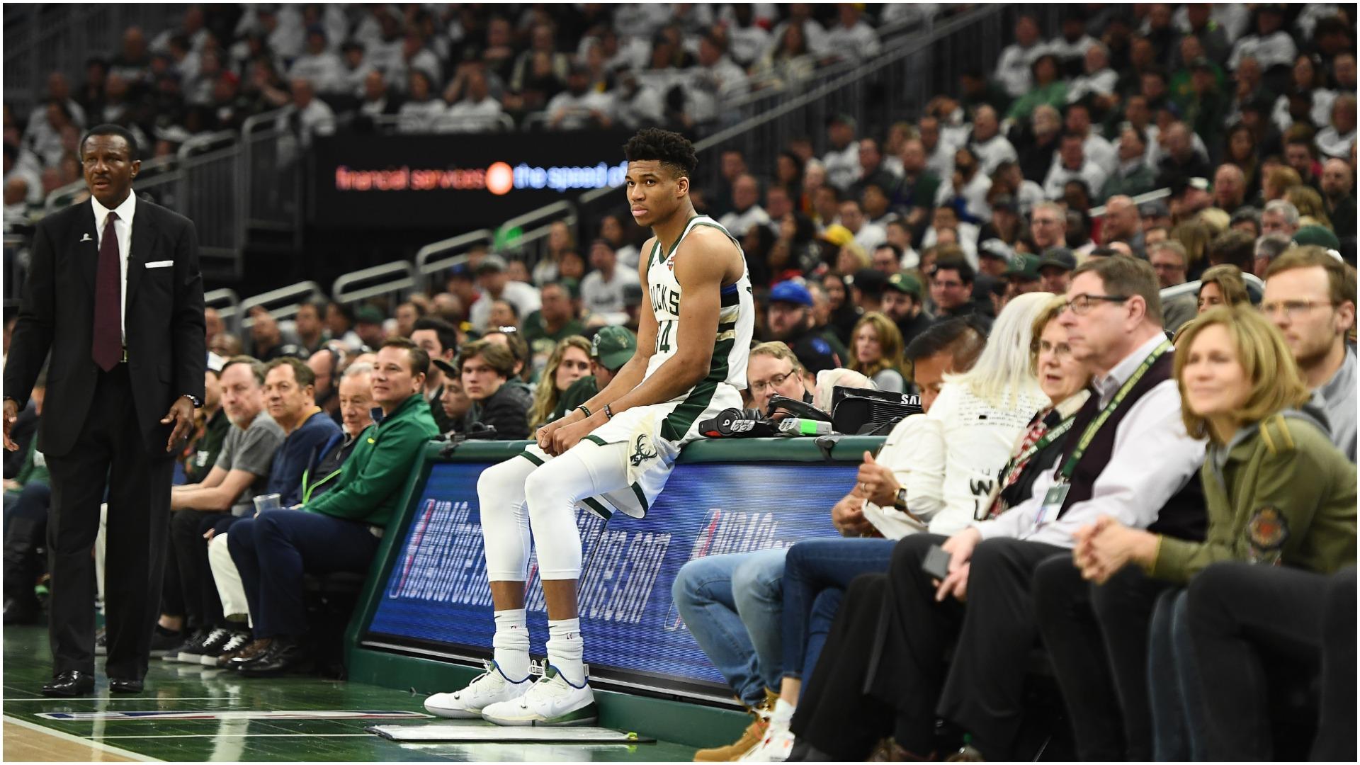 NBA playoffs 2019: Giannis Antetokounmpo has faith in Mike Budenholzer to keep him fresh