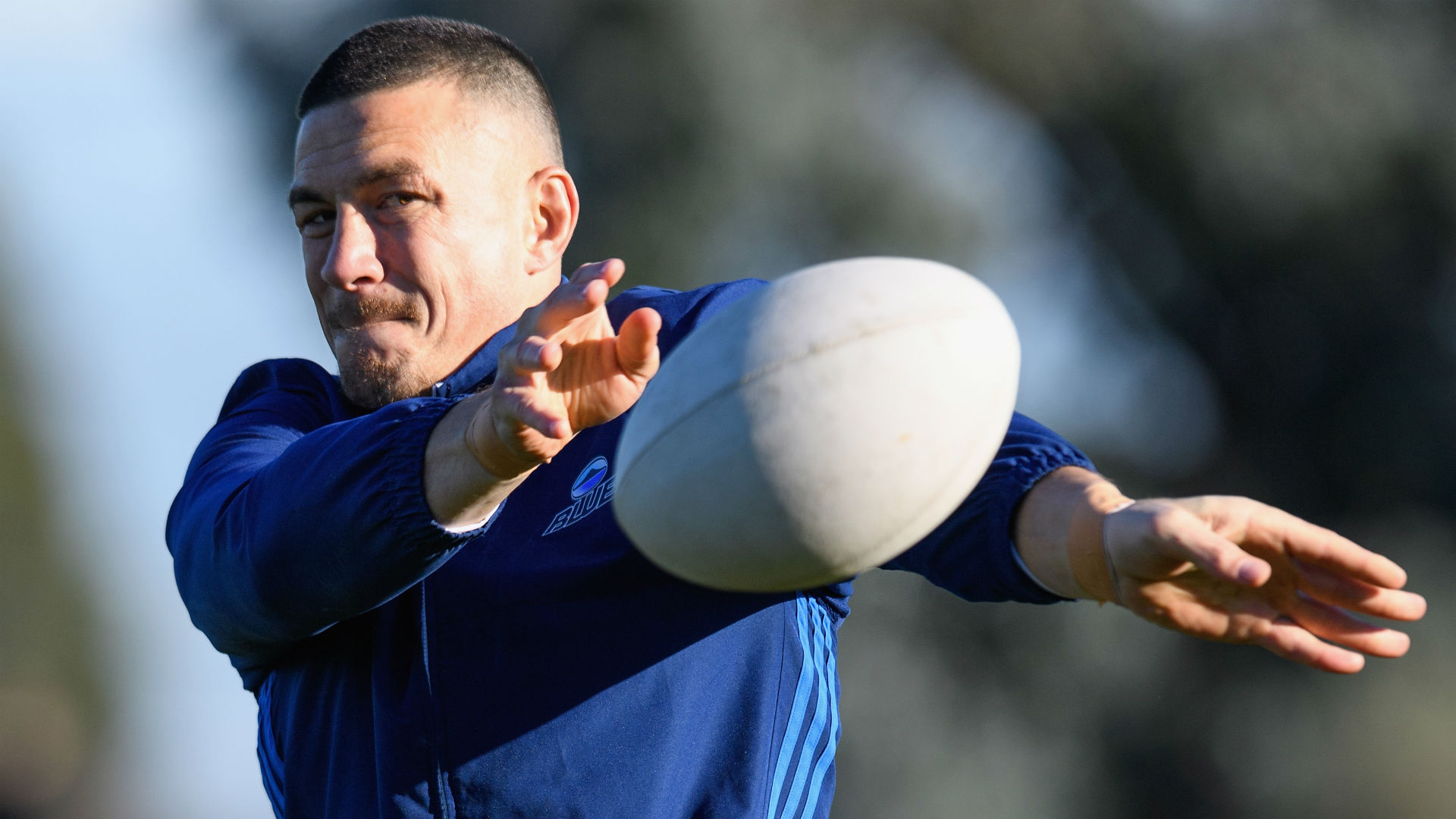 Sonny Bill Williams eyes Bledisloe Cup clash after grassroots run-out