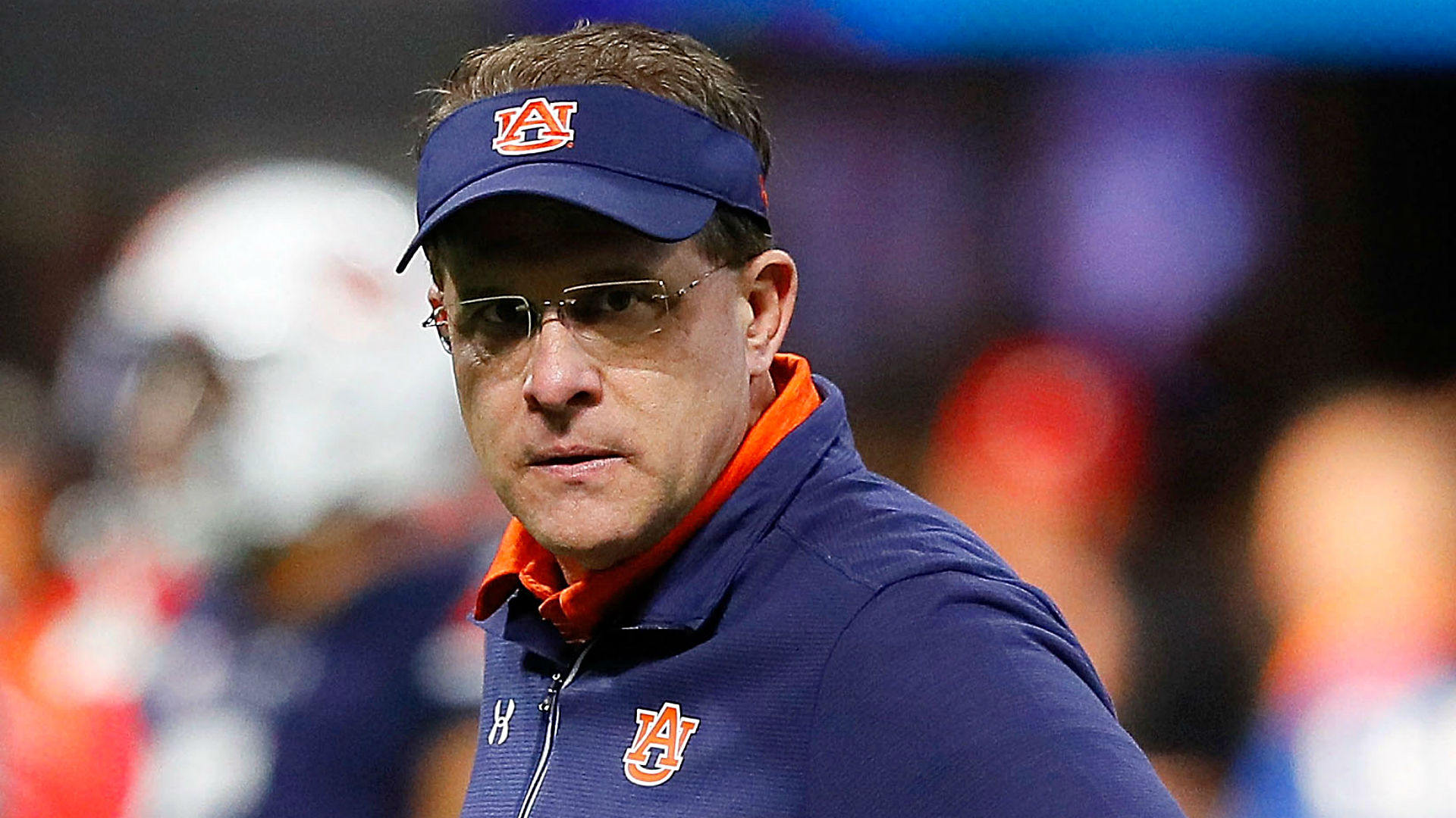 Gus Malzahn says he won't be leaving Auburn anytime soon