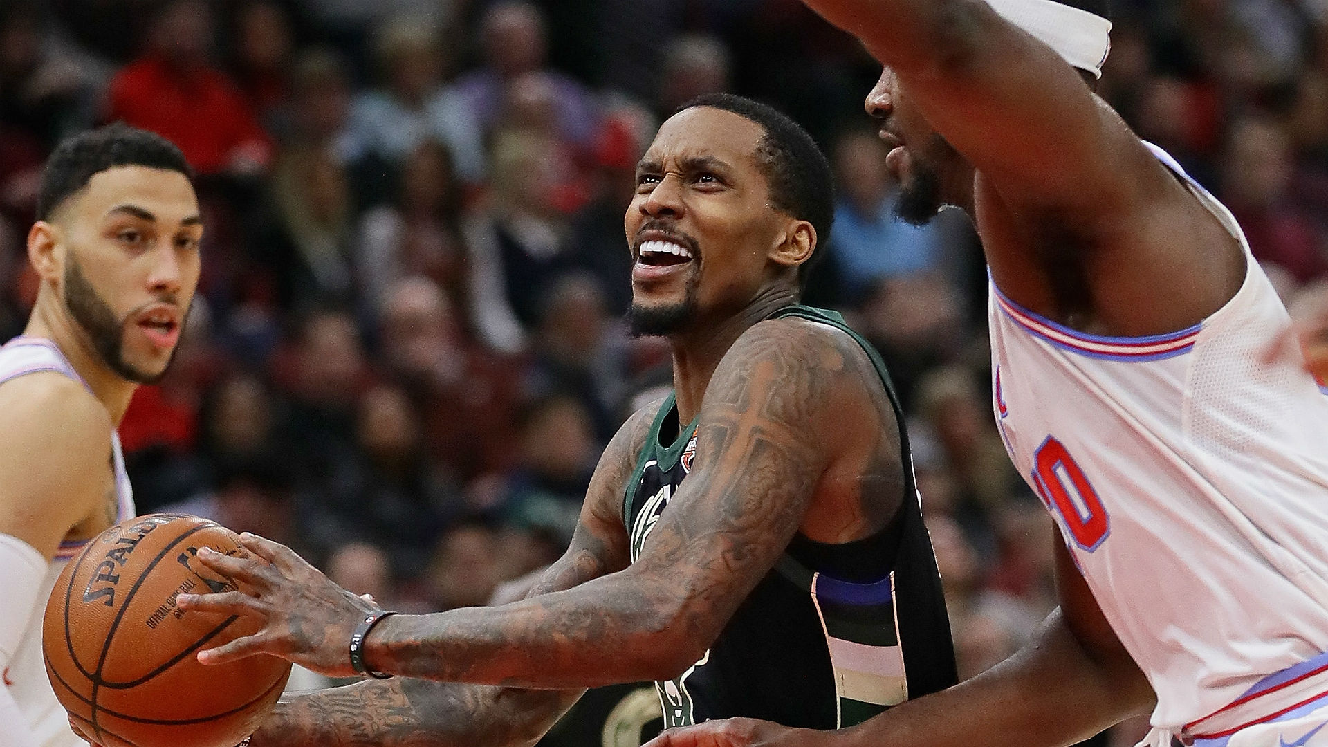 Bucks waive guard Brandon Jennings