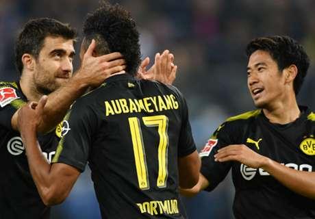 Dortmund blijft winnen in Bundesliga