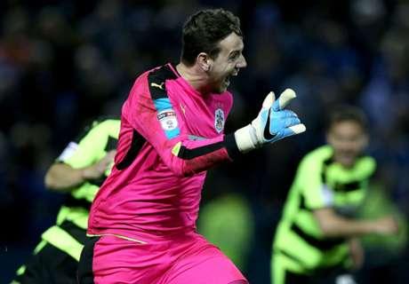 Ward sends Huddersfield to Wembley