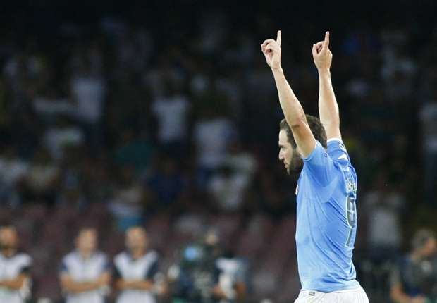Champions League Review: Higuain rescues Napoli, Leverkusen edge thriller