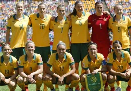 FFA cancels Matildas' USA tour