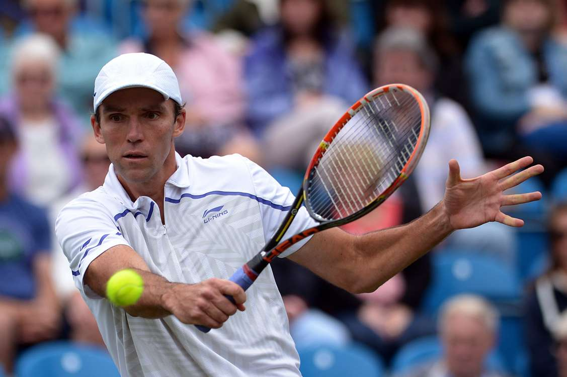 Karlovic untroubled, Young beaten at Newport
