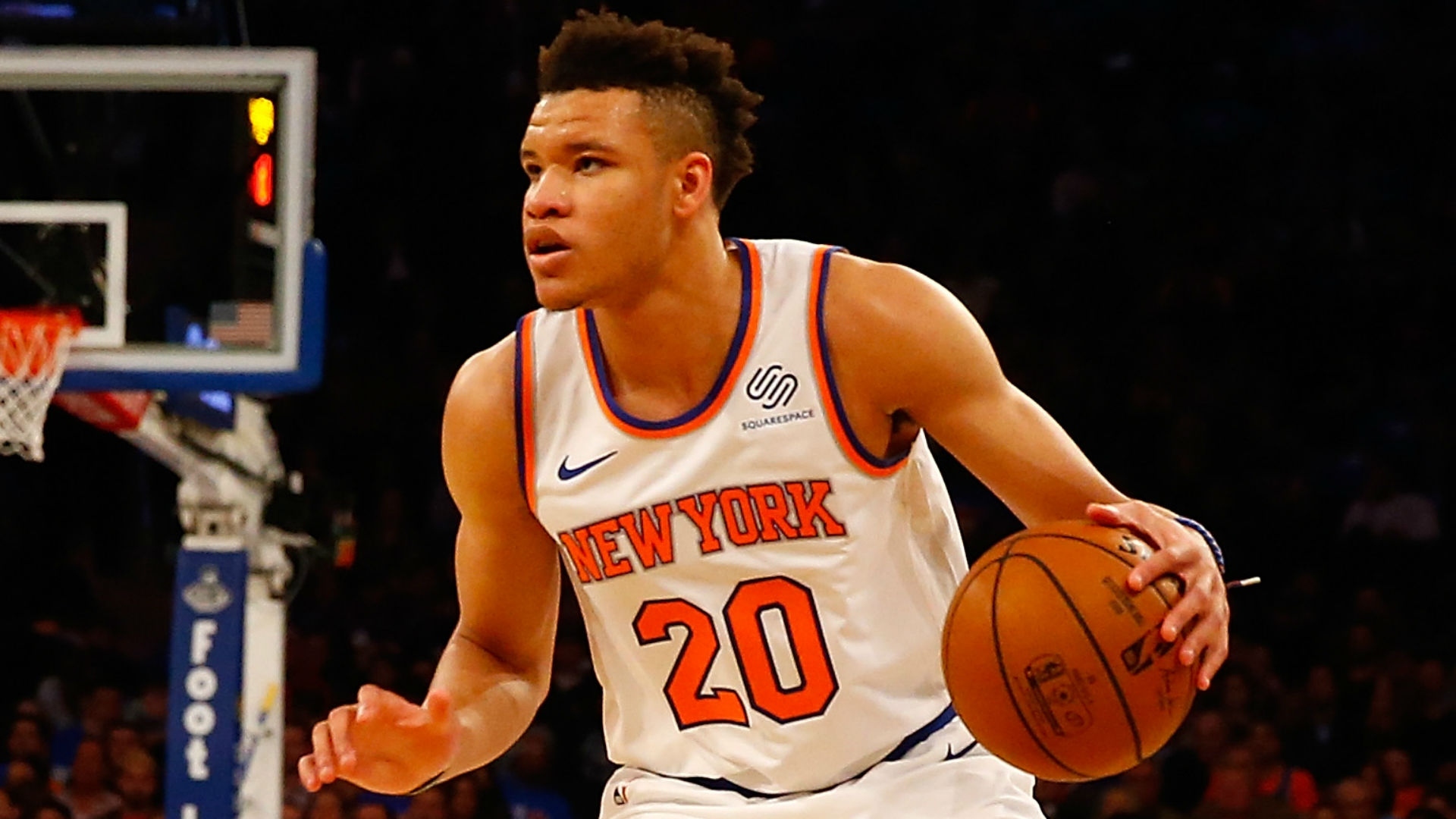 Knicks F Kevin Knox on fans rooting for tanking: 'They're not really true New Yorkers'