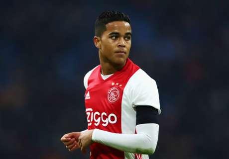 WATCH: Kluivert opens Ajax account