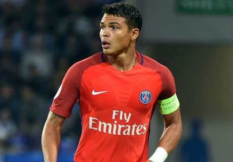 Thiago Silva worried by PSG form