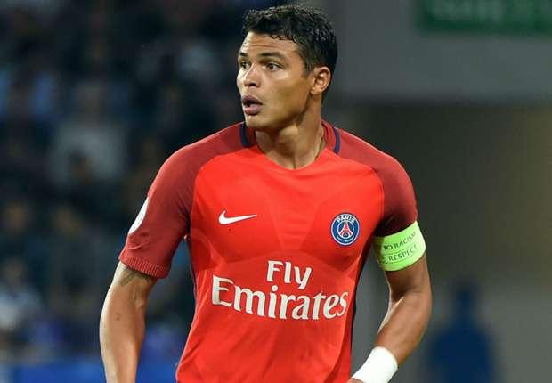 'Big teams' make offers for PSG defender Thiago Silva, says agent