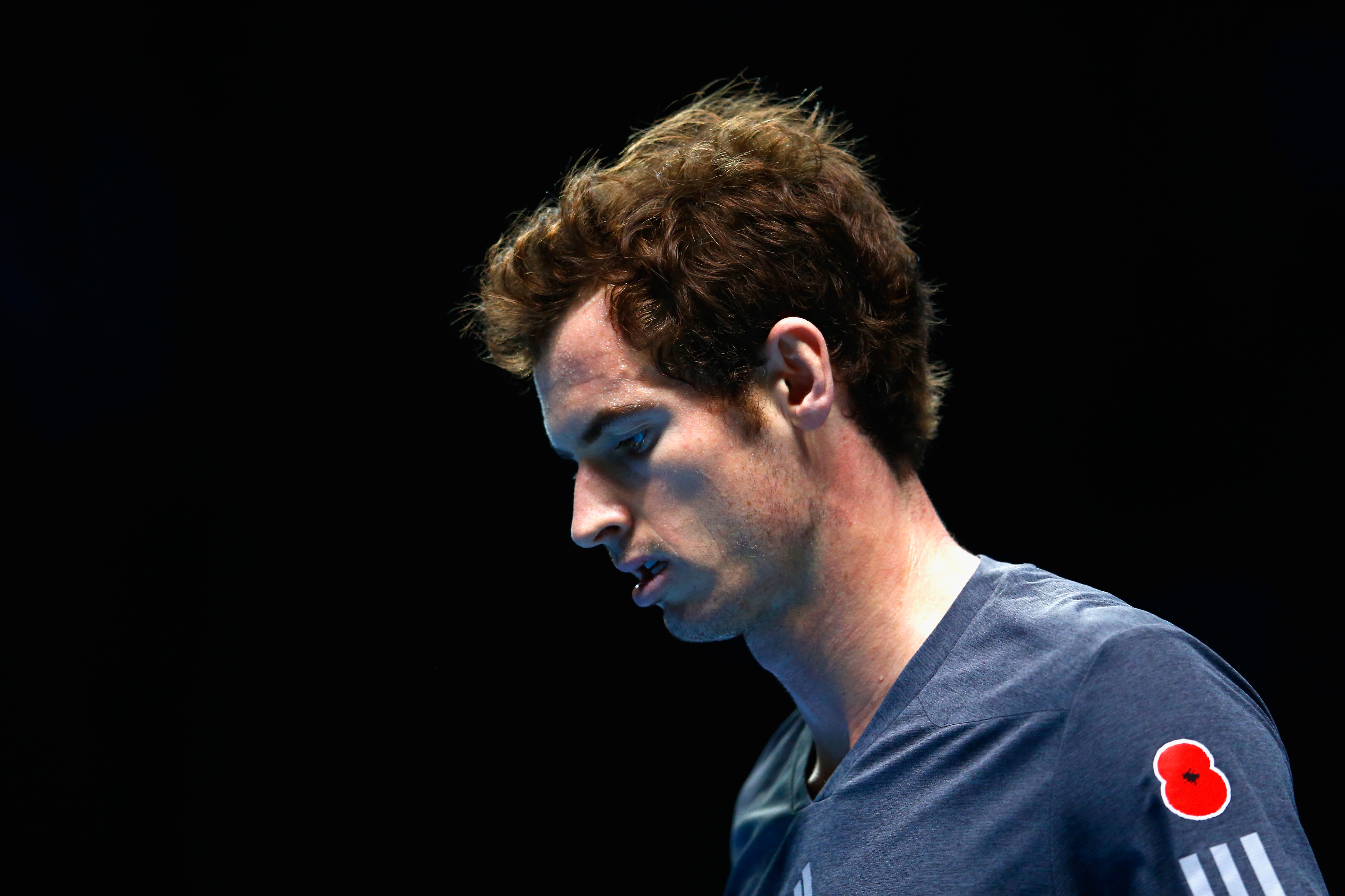 Federer Not Happy With Murray Andymurray Qipdthyvxsvhwmqcepv