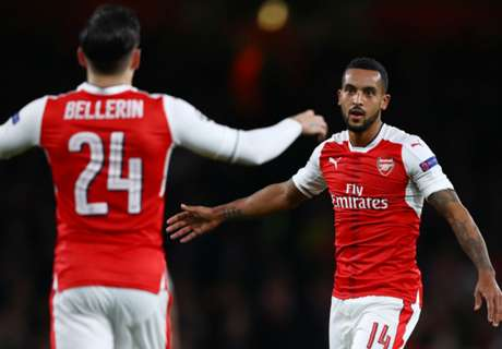 Walcott: 6-0 win was not easy