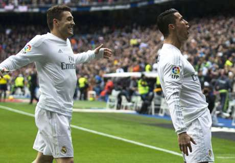 Real Madrid 4-2 Athletic: Ronaldo brace