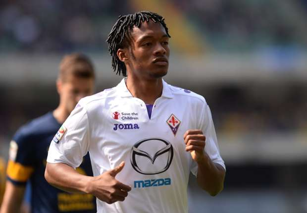 Montella confident of Cuadrado stay