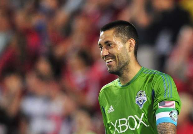 Just as always, Clint Dempsey pushes for more