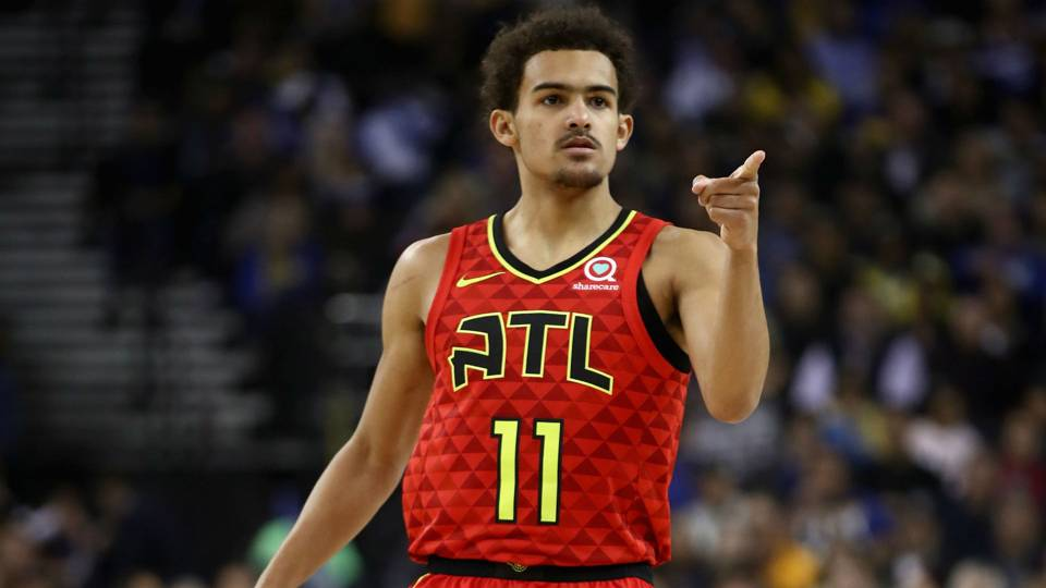 3dc01e1e6 Hawks  Trae Young says he s different from Warriors star Stephen Curry