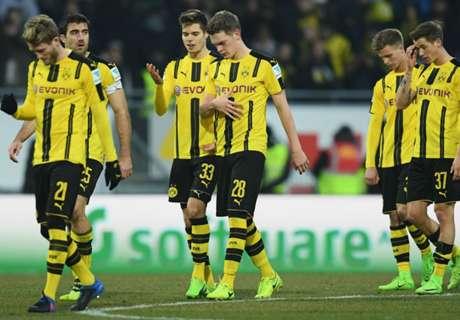 Dortmund condemn armed fans