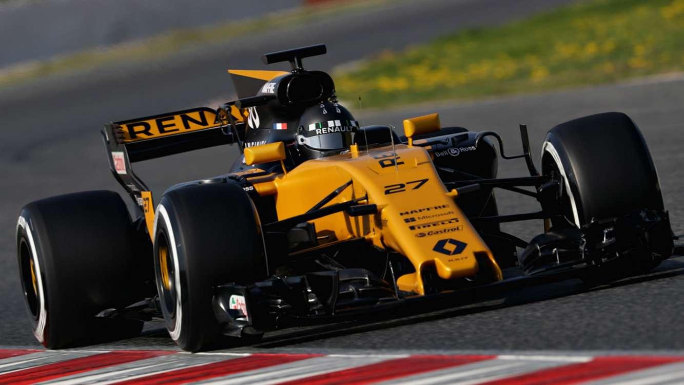 F1 2017 Pre-Season Report: Renault