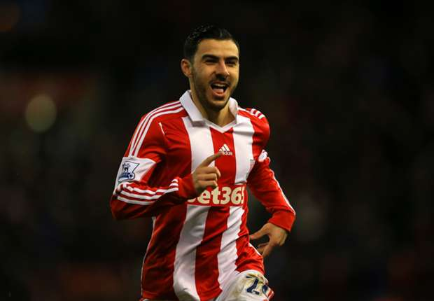 Stoke struggling to complete Assaidi deal