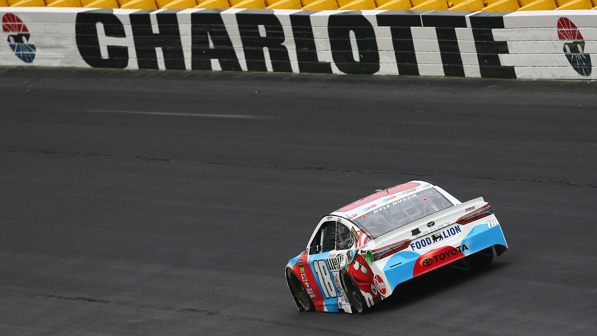 NASCAR results at Charlotte: Kyle Busch dominates to win Coca-Cola 600