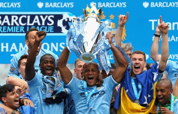 'Led City to the Premier League title' - Goal's World Player of the Week Vincent Kompany