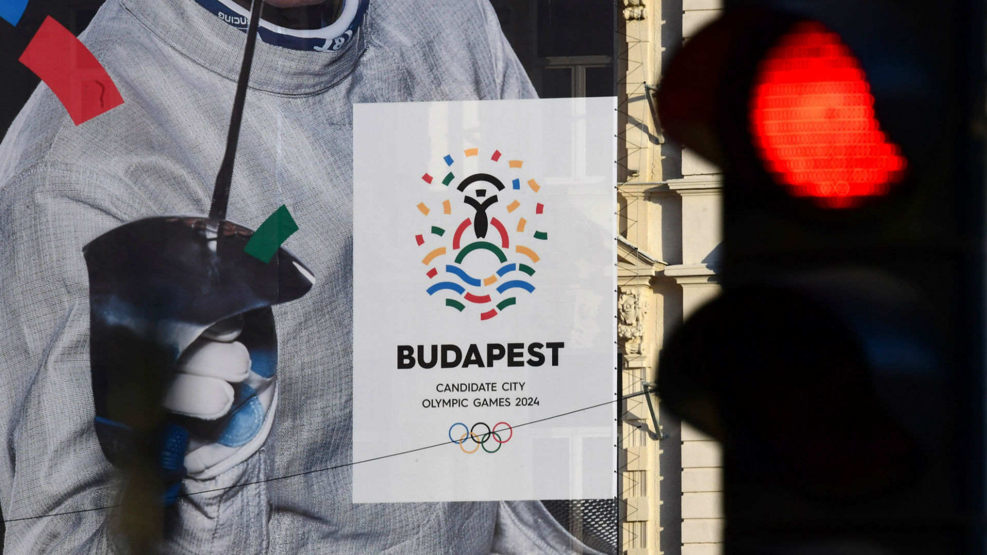 Budapest drops 2024 Olympic bid, leaving Los Angeles and Paris