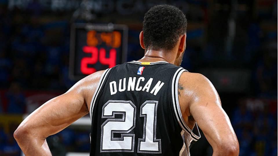 Spurs to retire Tim Duncan s No. 21 jersey · NBA 46714aa0d