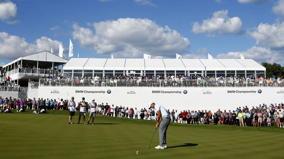 Bmw Championship Conway Farms Presents Plenty Of