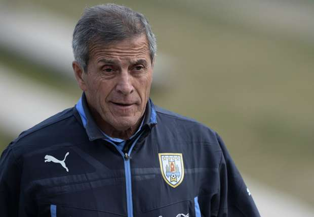 "Tabarez ""doesn't like"" Copa America being in the United States - Goal.com"