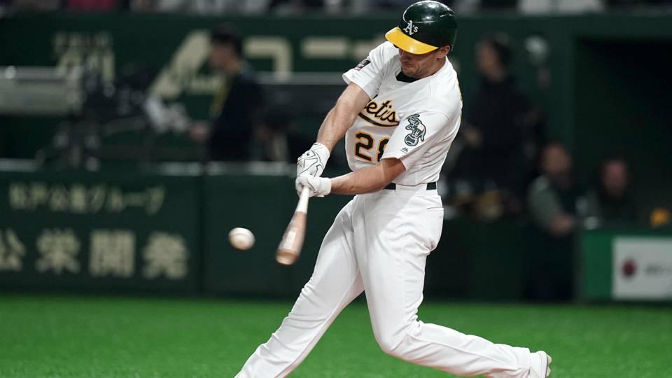 Matt Olson injury update: Athletics first baseman undergoes hand surgery; no timetable for return
