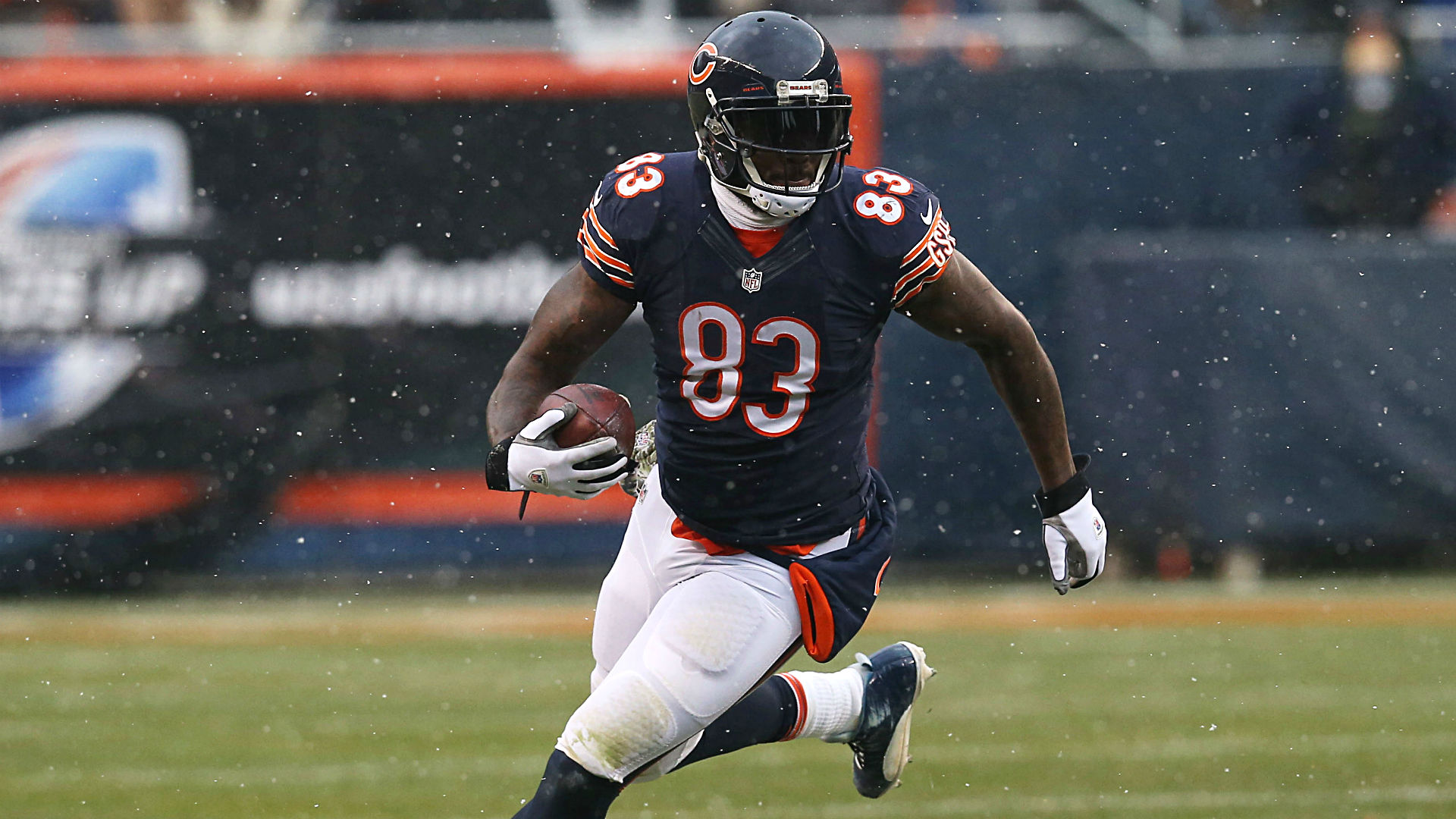 Martellus Bennett has been MIA from Bears workouts