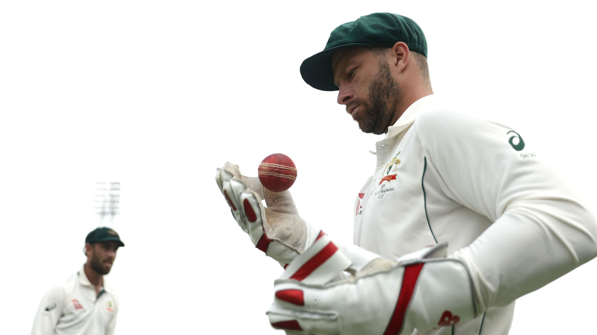 Matthew Wade warned by the selectors ahead of the Ashes