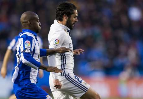 Isco revels in fine form