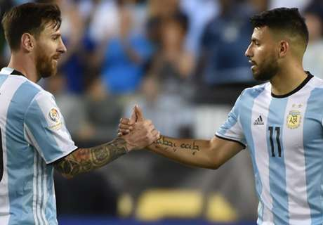 'If Messi retires, so will Aguero'