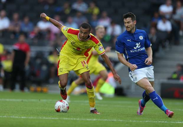 MK Dons 0-2 Leicester City: Foxes maintain unbeaten pre-season