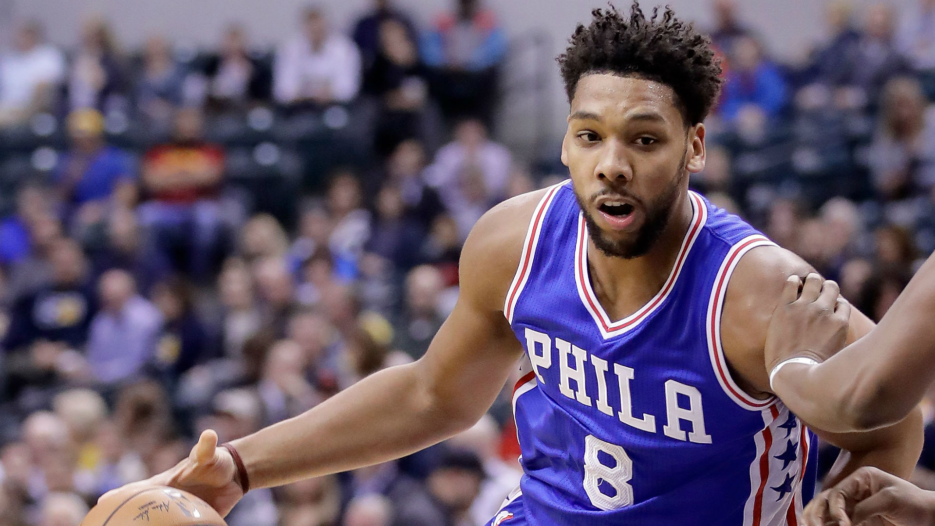Jahlil Okafor did not travel with 76ers to Charlotte