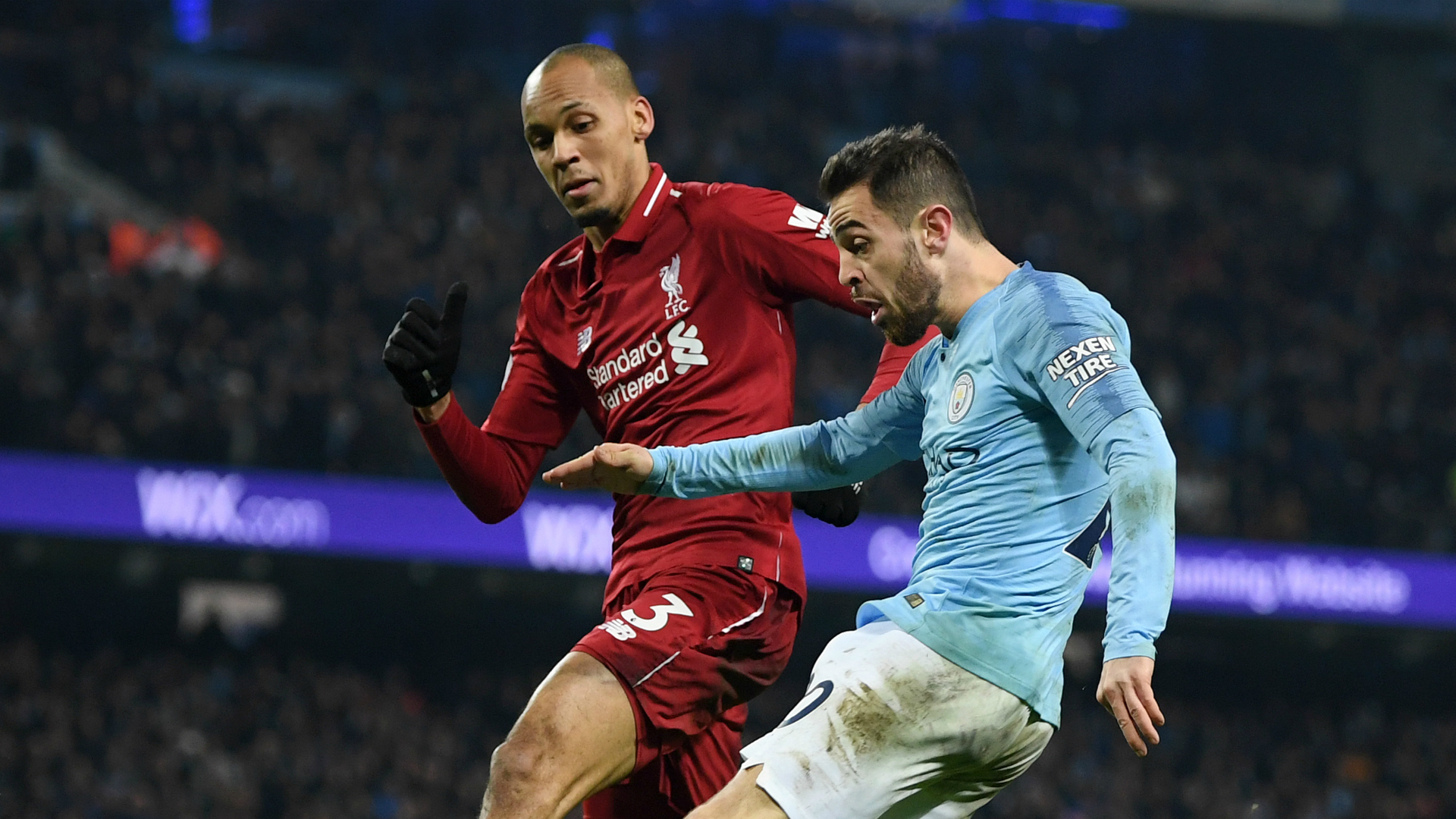 Fabinho: Man City clashes not decisive for Liverpool's title hopes
