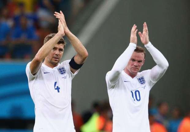 Gerrard: 'Natural leader' Rooney should be new England captain