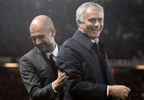 Guardiola happy in Manchester