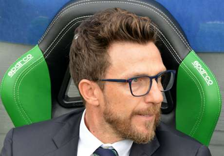 Spalletti backs Di Francesco
