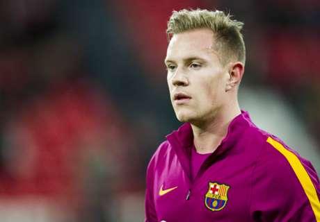 Ter Stegen: Athletic hurt Barcelona