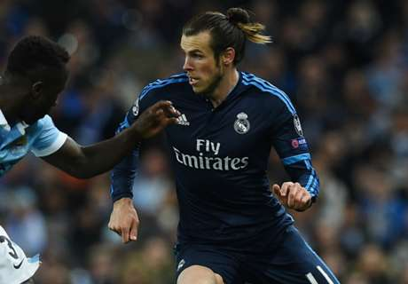Bale impressed by Man City