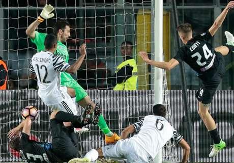 Report: Atalanta 2 Juventus 2