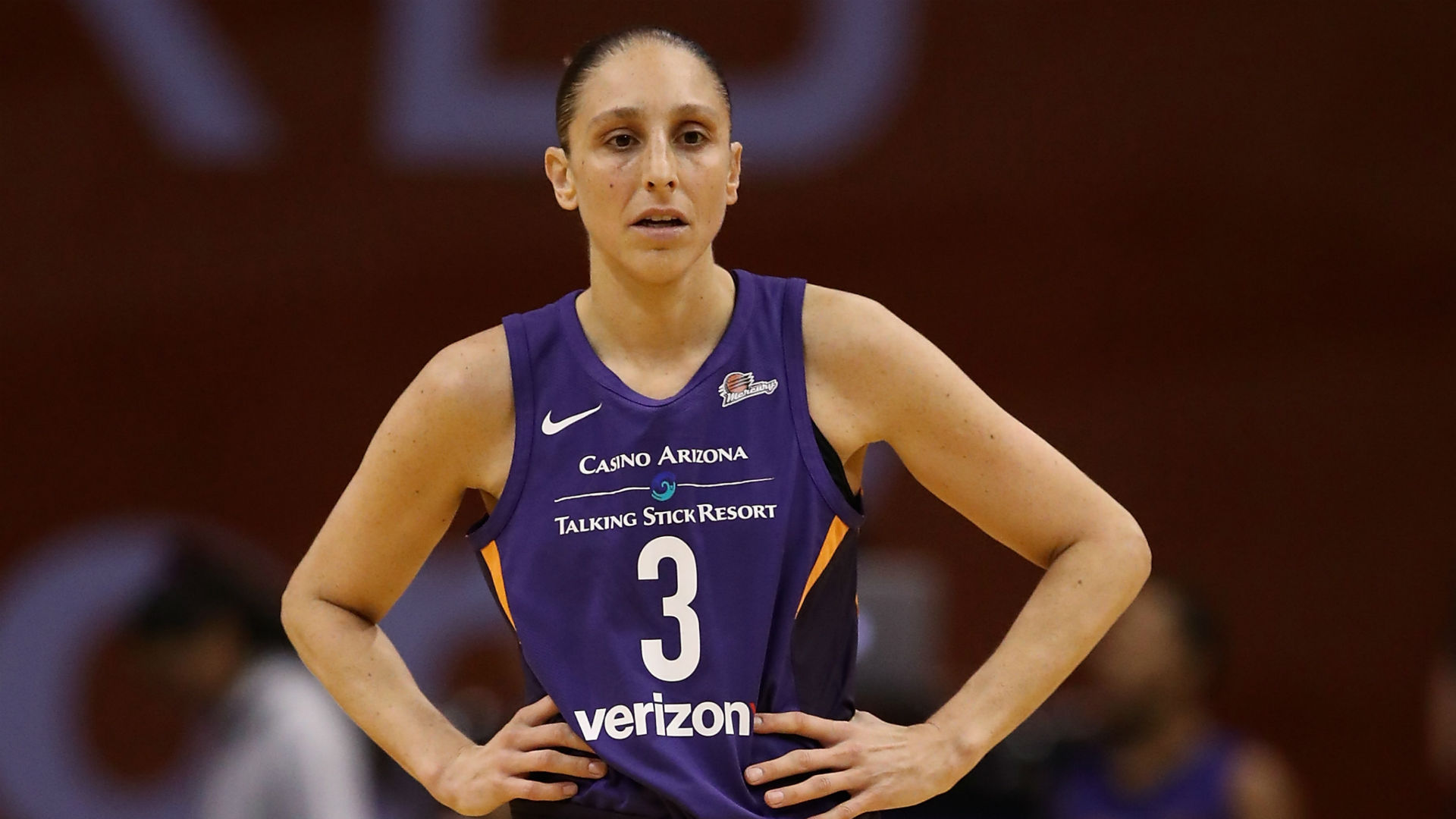 Diana Taurasi claps back in her 13th consecutive single-elimination win