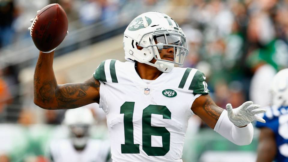 NFL free agency rumors  Several teams interested in former Jets WR Terrelle  Pryor 5edde20fa