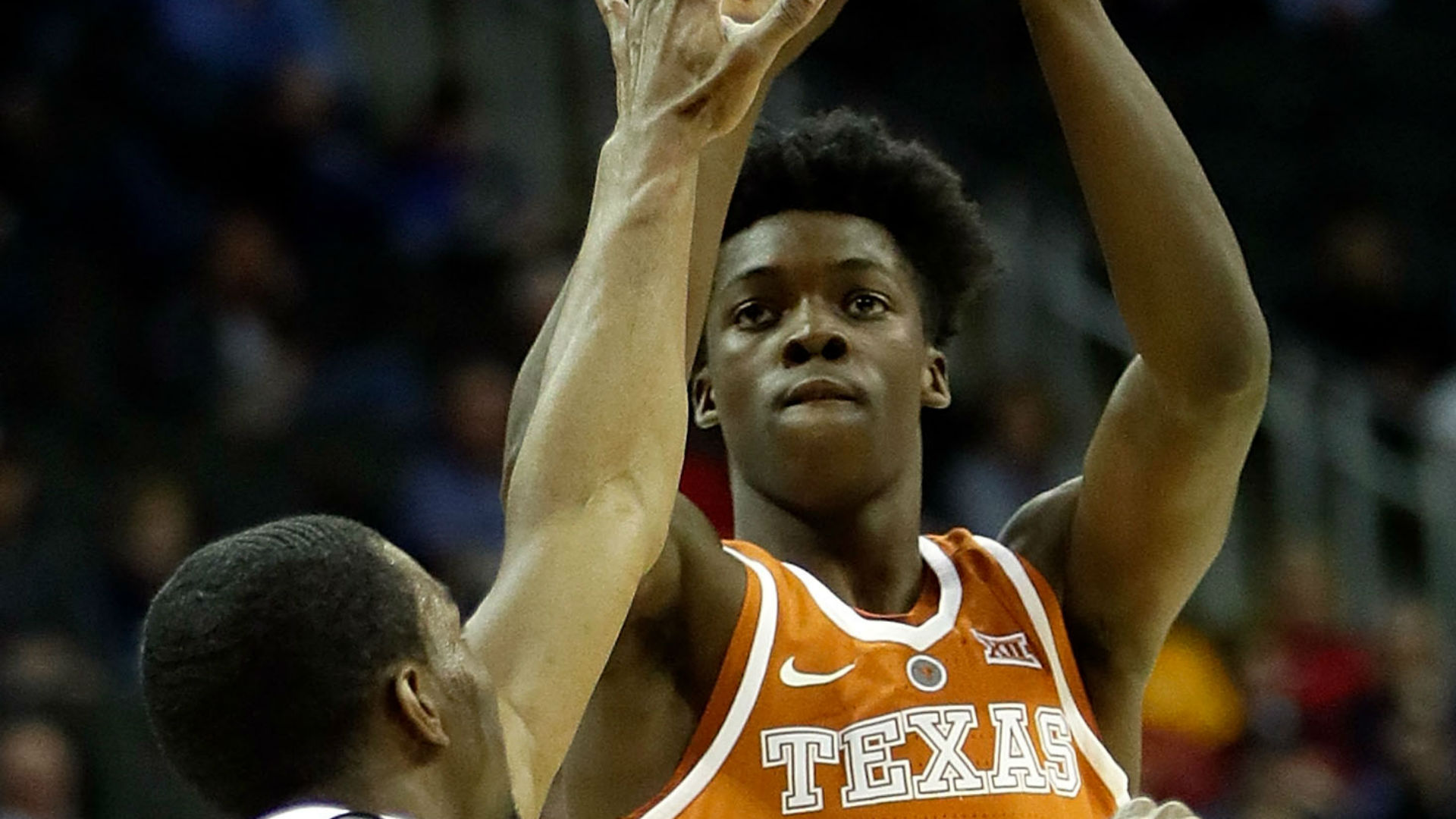 Texas Longhorns Andrew Jones withdraws from NBA Draft