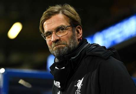 Klopp tells Liverpool to stay angry
