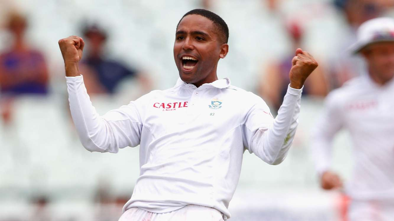 Dane Piedt Cricket Dane Piedt added to South Africa squad for NZ Tests SPORTAL
