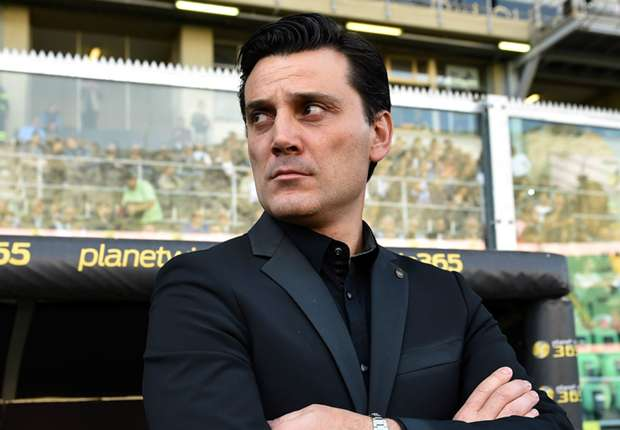Montella is 'painting a masterpiece' at Milan, says Sacchi