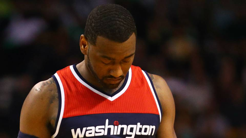 John Walls Knee Pain Got So Bad He Could Barely Walk Nba